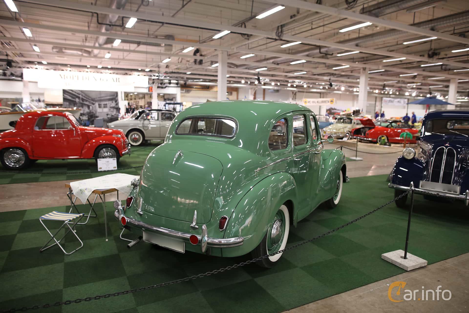 Austin a40 devon 1 2 manual 41hp 1949 at bilsport for 1948 austin devon 4 door