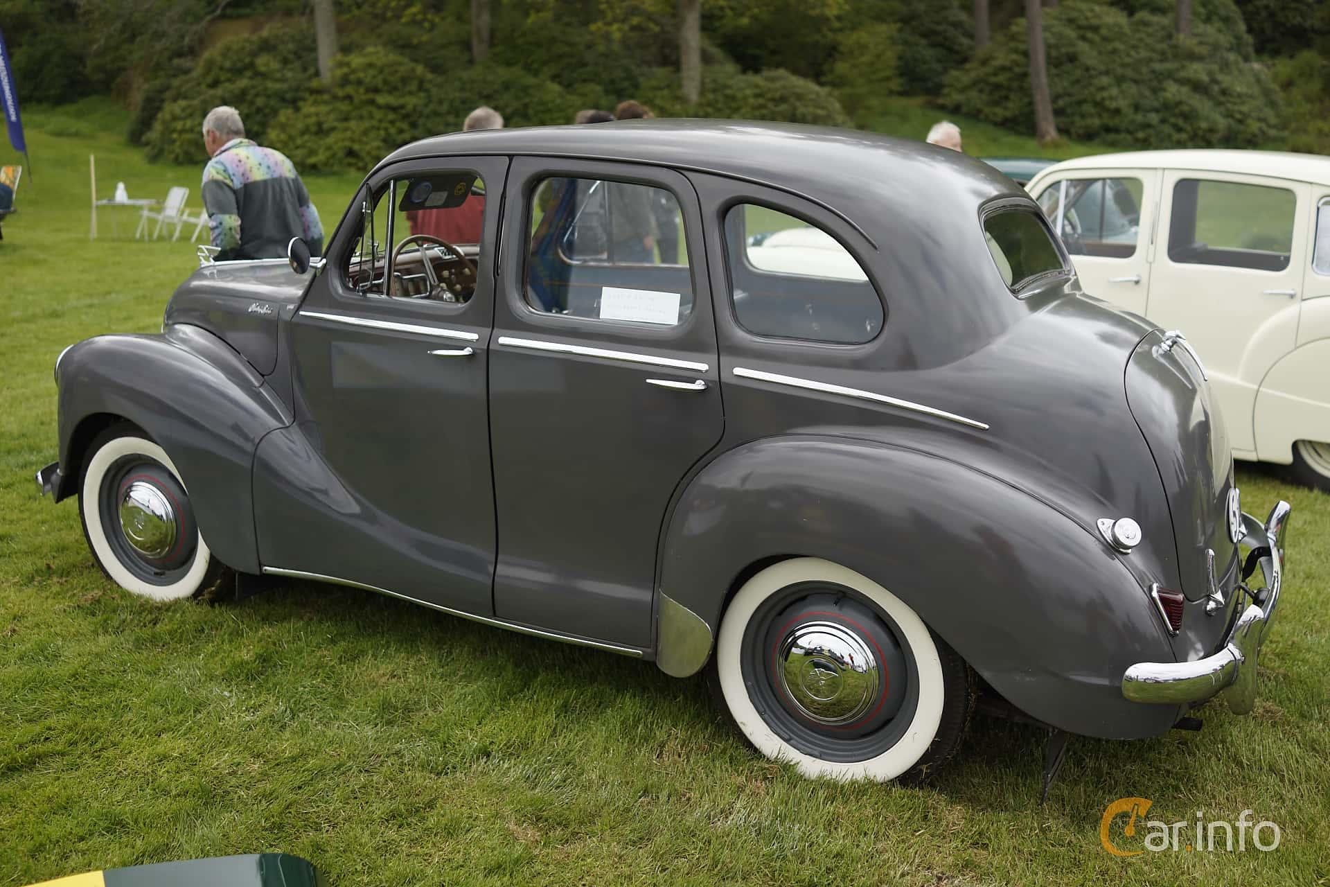Austin A40 Devon 1 2 Manual  41hp  1951