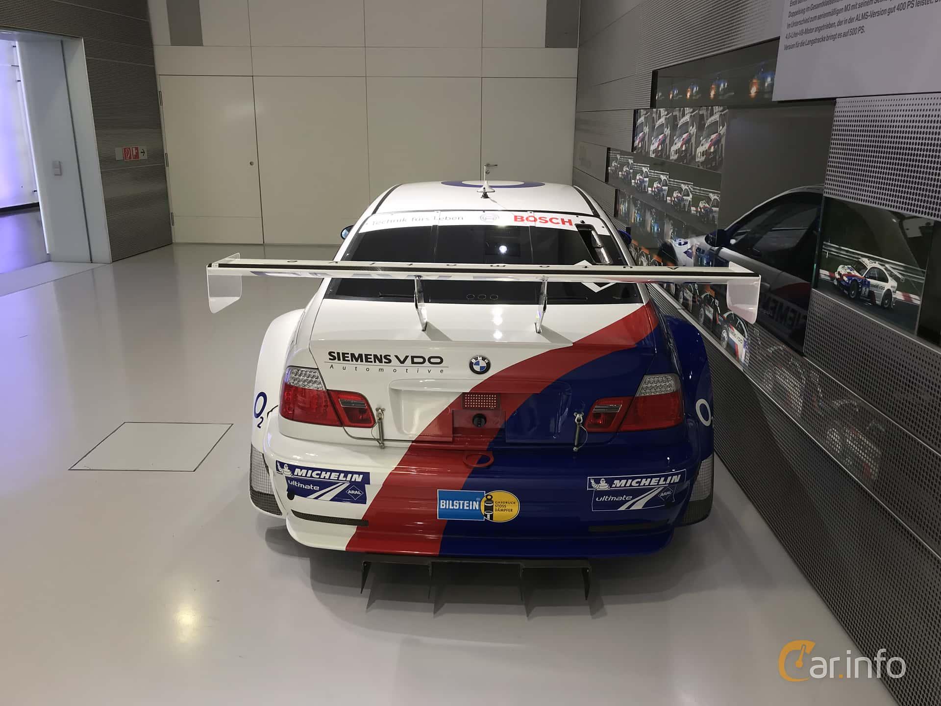 BMW M3 GTR GT2  Manual, 500hp, 2004