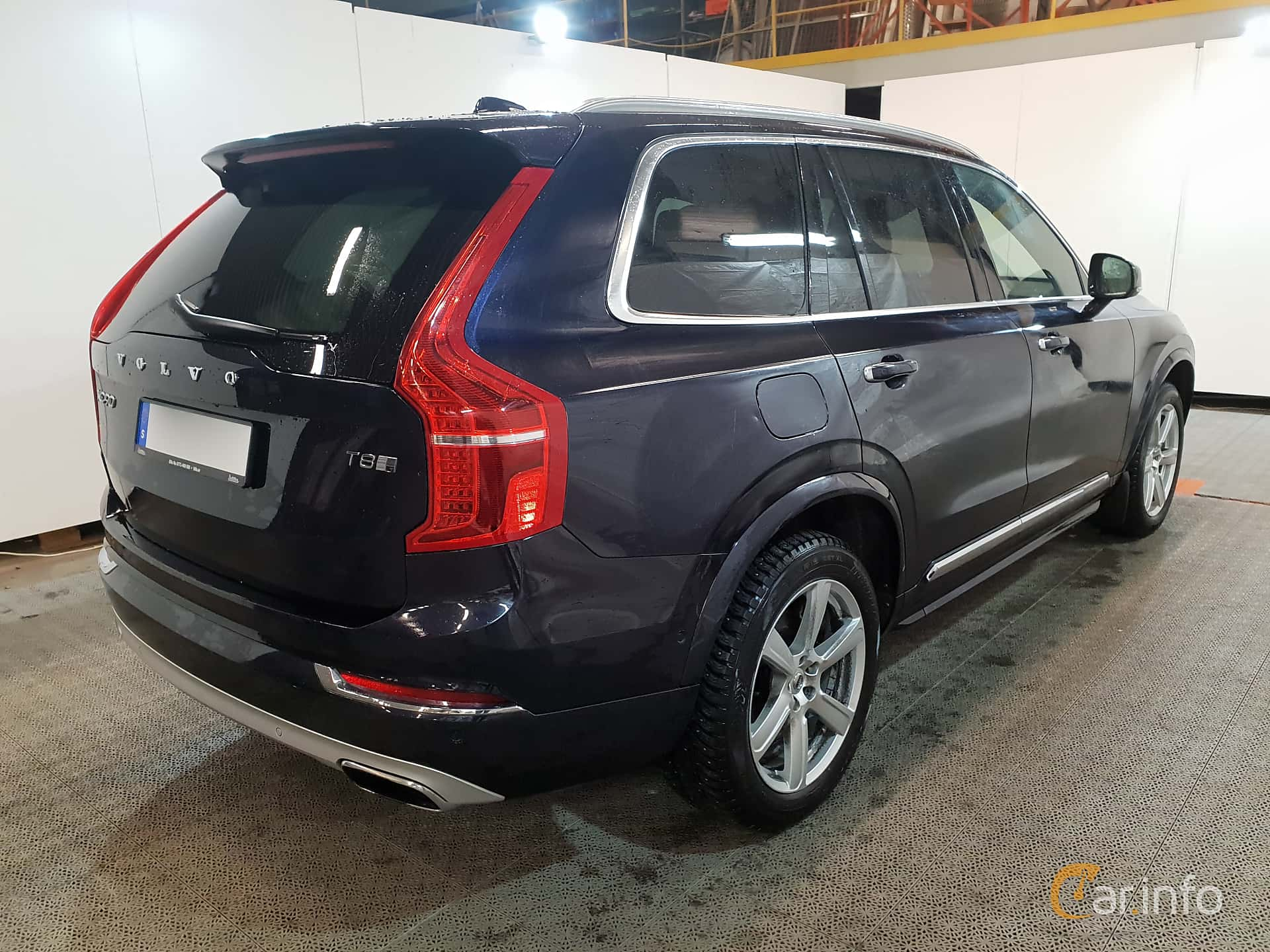 Volvo XC90 T8 AWD Geartronic, 407hk, 2017