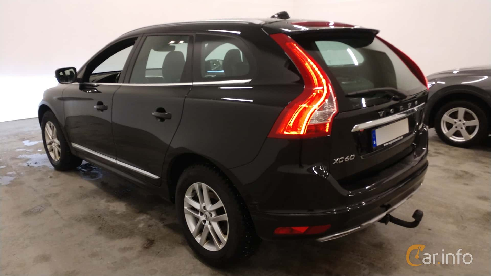 Volvo XC60 D4 AWD Geartronic, 190hp, 2017