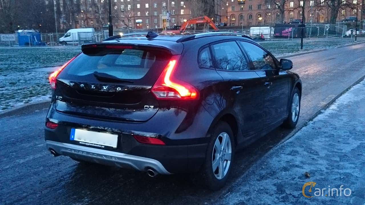 Volvo V40 Cross Country D3 Geartronic, 150hp, 2016
