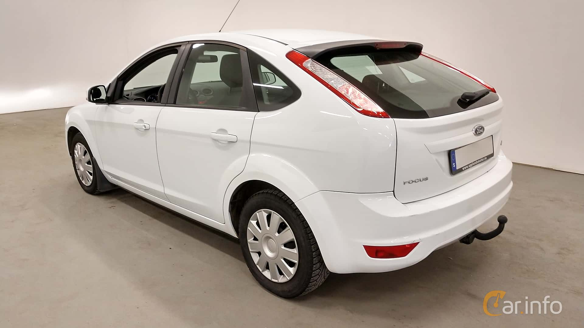 Ford Focus 5-door Hatchback 1.8 Duratec Flexifuel Manual, 125hp, 2008
