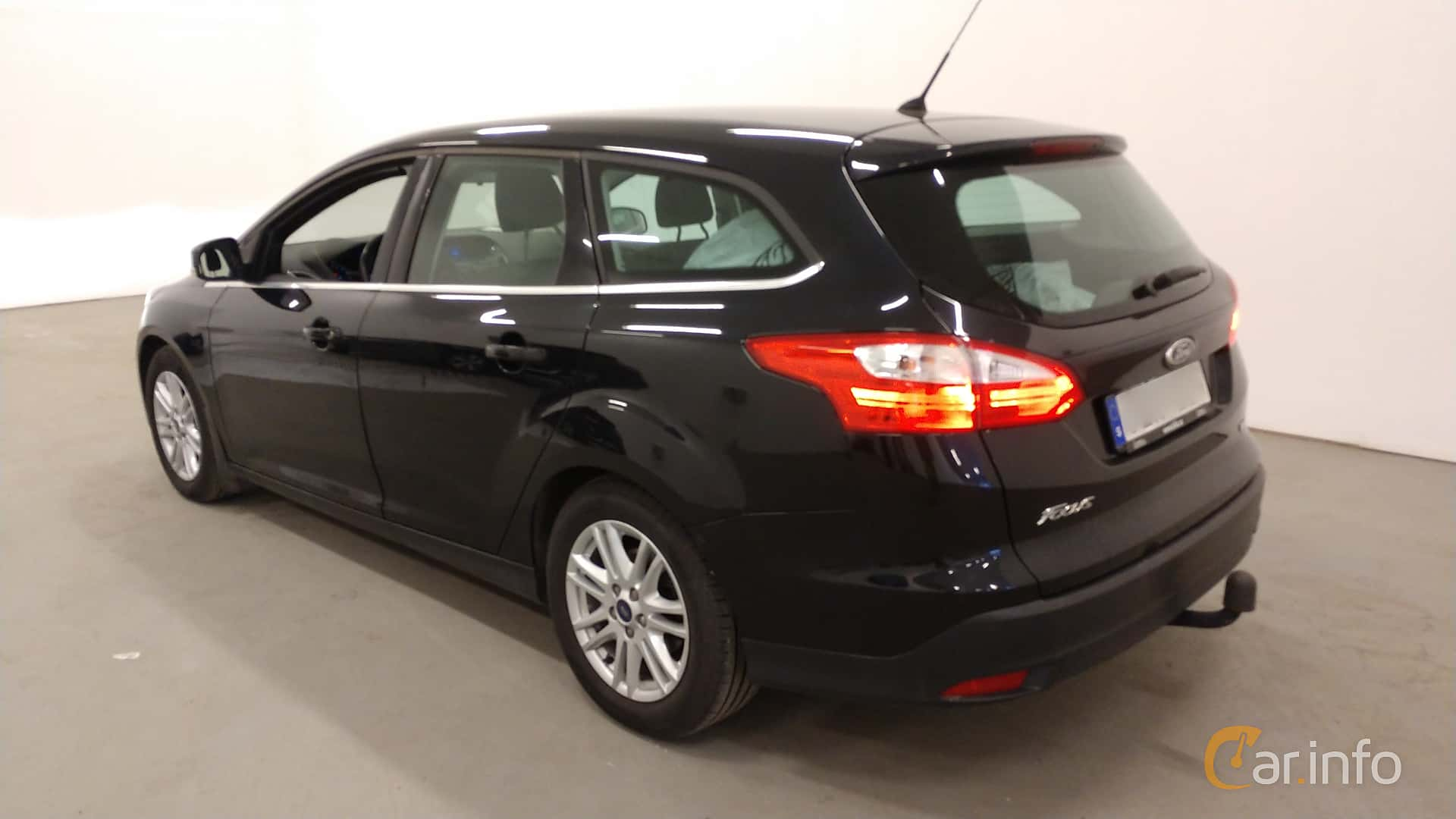 Ford Focus Combi 1.0 EcoBoost Manual, 125hp, 2013