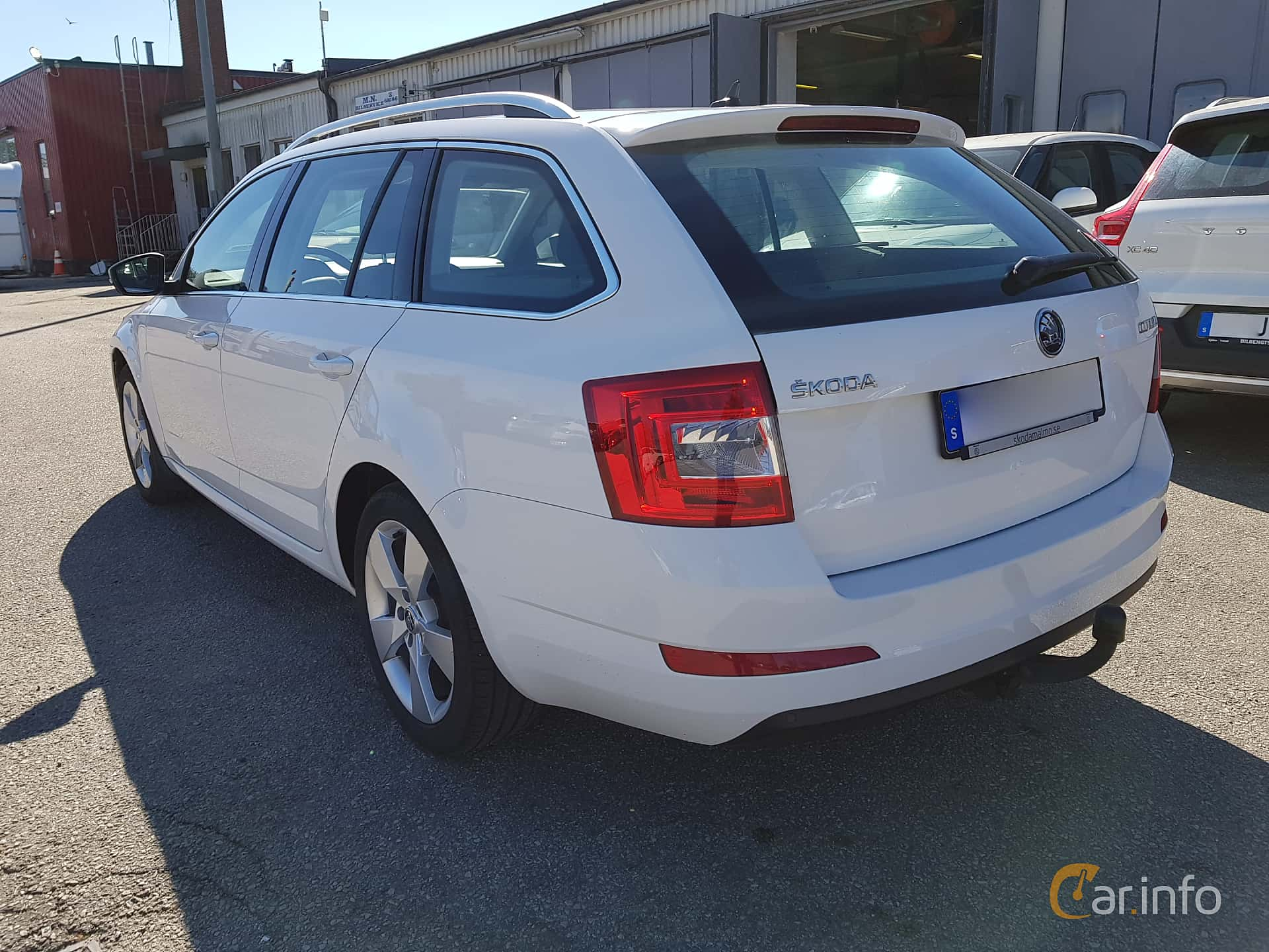 Skoda Octavia Combi 1.6 TDI Manual, 110hp, 2016