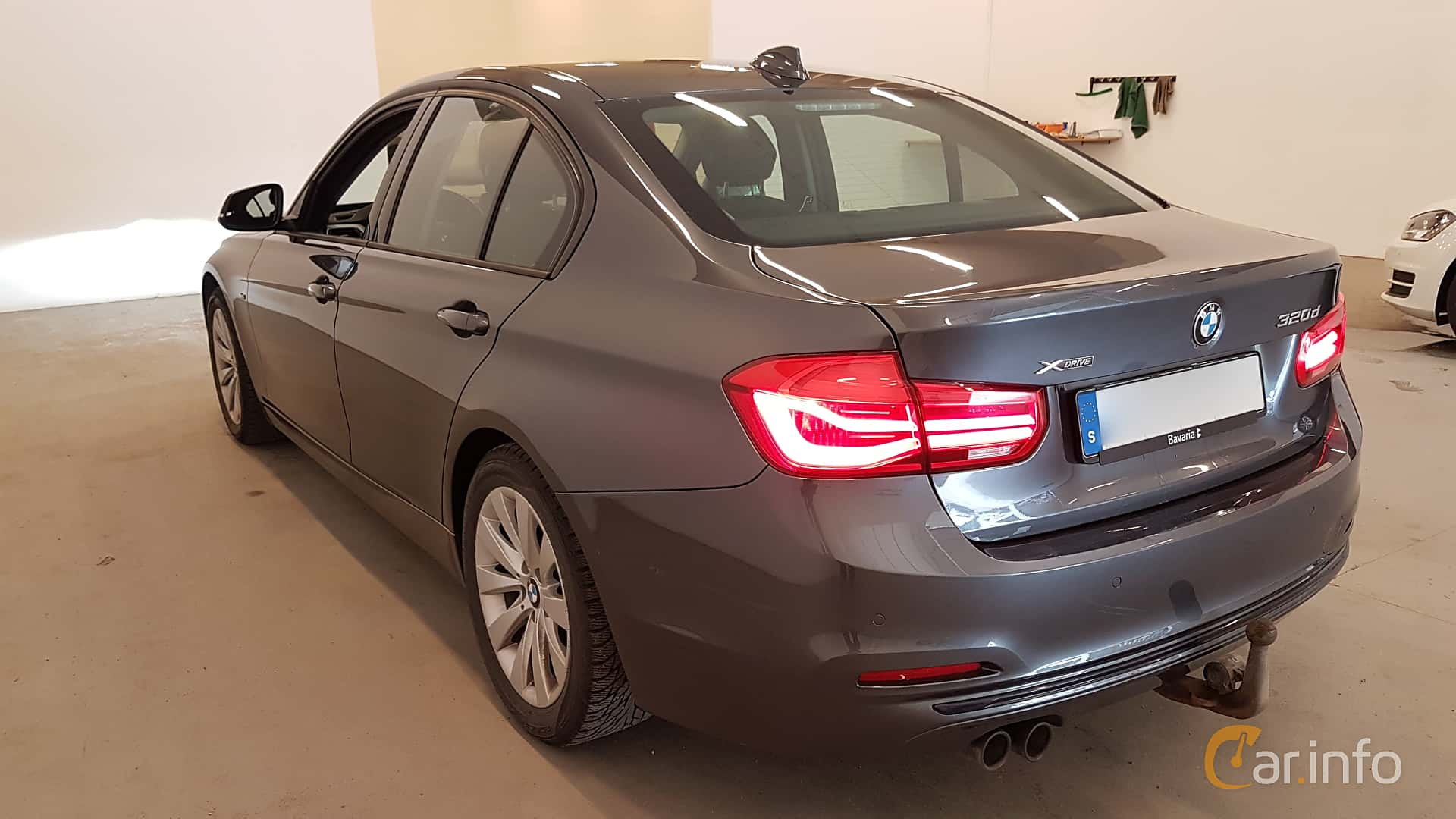 BMW 320d xDrive Sedan  Steptronic, 190hp, 2016
