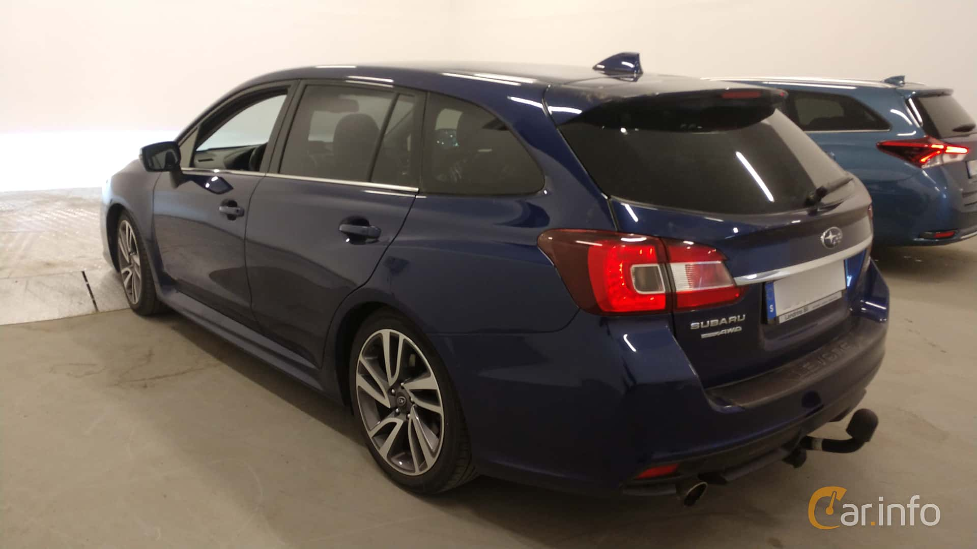 Subaru Levorg 1.6 4WD Lineartronic, 170hp, 2016