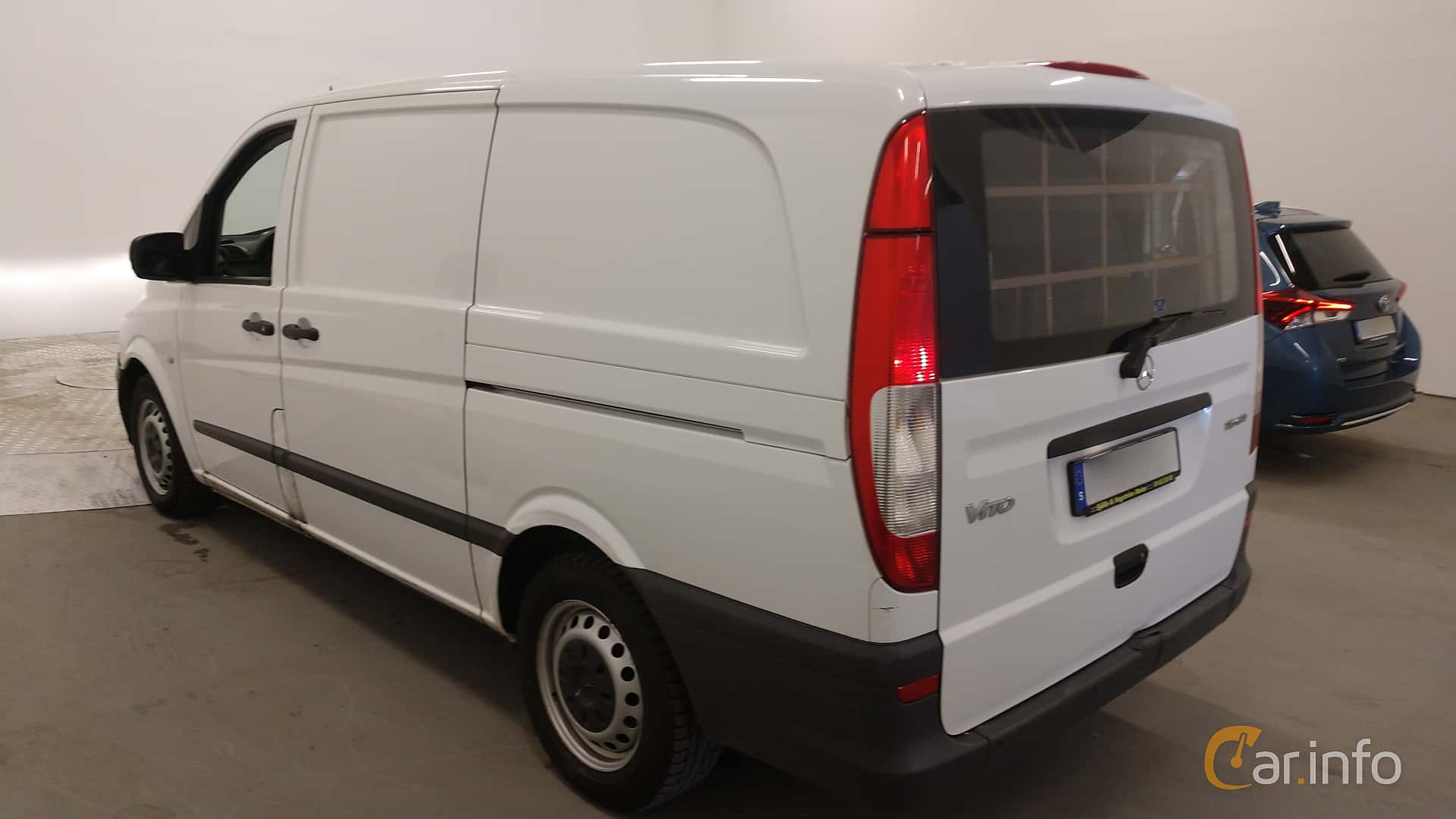 Mercedes-Benz Vito 116 CDI  TouchShift, 163hp, 2012