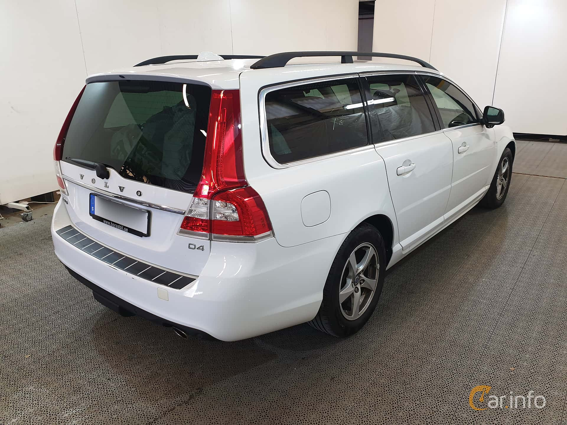 Volvo V70 D4 Geartronic, 181hp, 2015