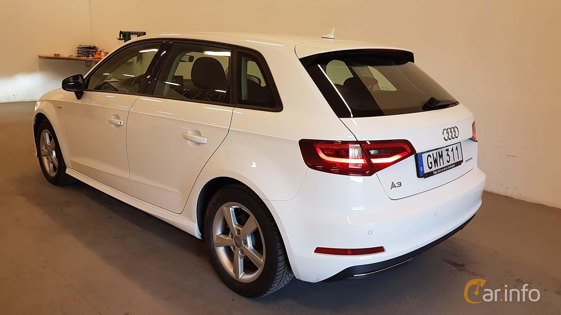 Audi A3 Sportback e-Tron 1.4 TFSI S Tronic, 204hp, 2016