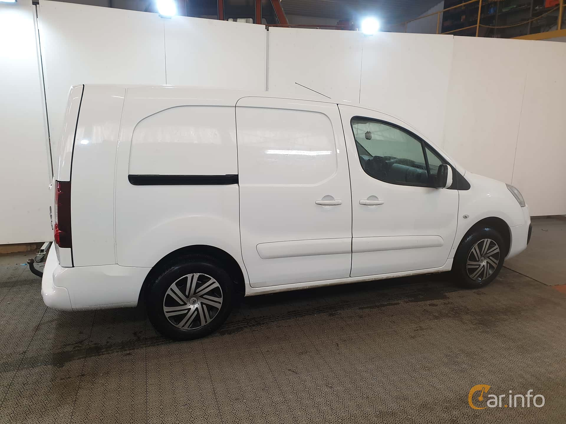 Citroën Berlingo Van 1.6 BlueHDi Manual, 99hp, 2015