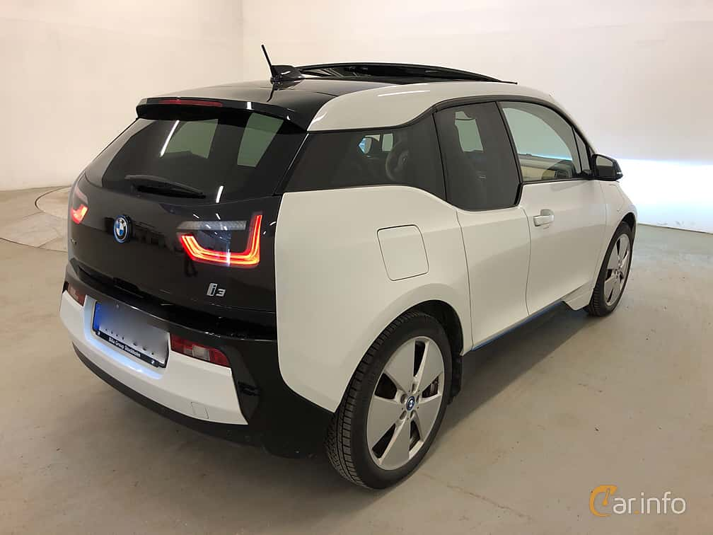 BMW i3 60 Ah REX  Automatic, 170hp, 2016