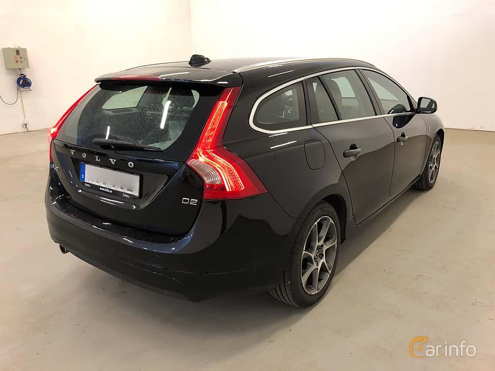 Volvo V60 D2 Manual, 120hp, 2016