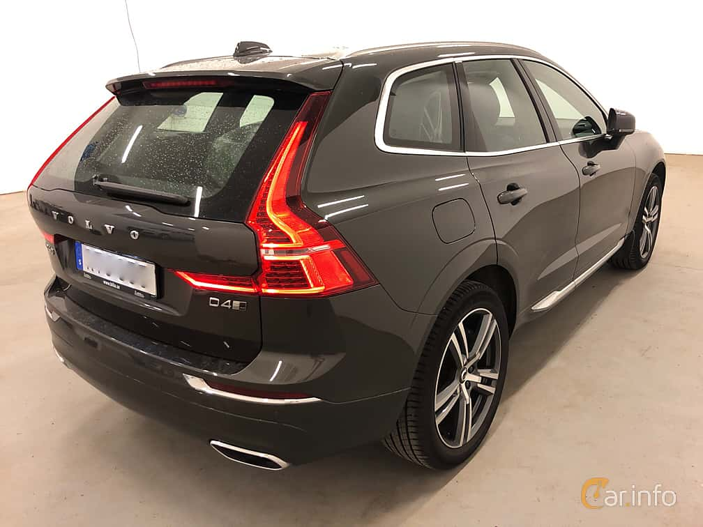 Volvo XC60 D4 AWD Geartronic, 190hp, 2018