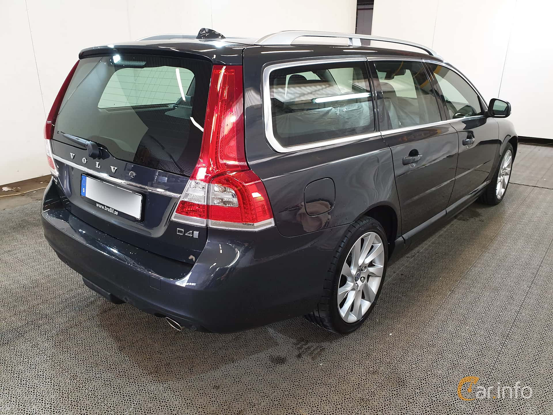 Volvo V70 D4 Manual, 181hp, 2016