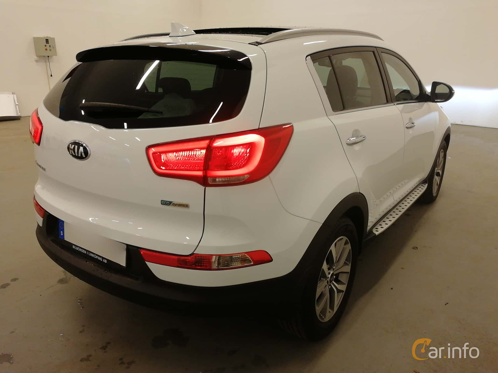Kia Sportage 1.7 CRDi Manual, 115hp, 2015