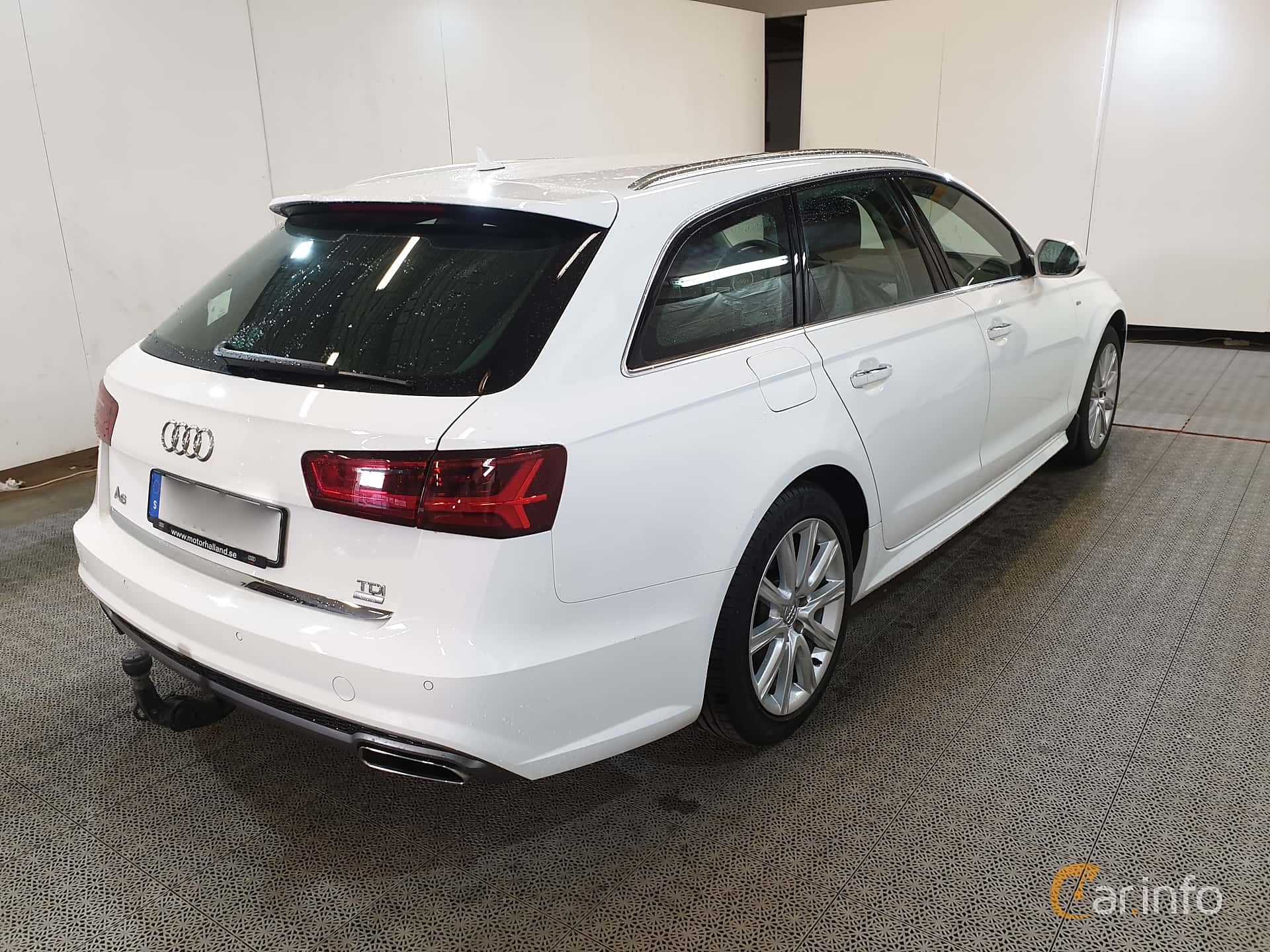 Audi A6 Avant 2.0 TDI ultra Manual, 190hp, 2017