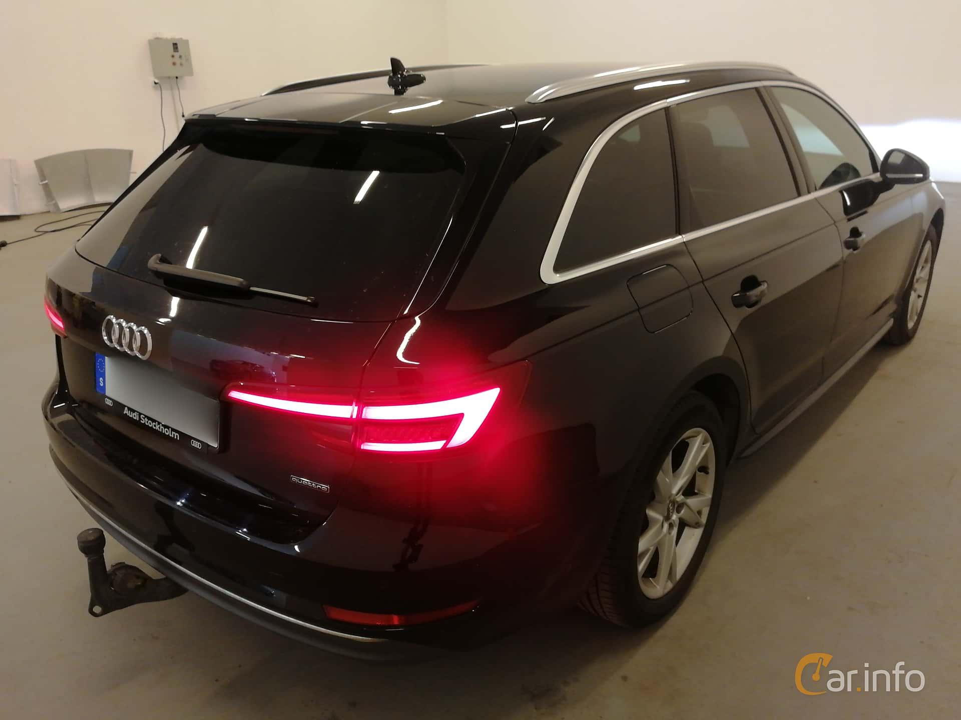 Audi A4 Avant 2.0 TDI quattro S Tronic, 190hp, 2018