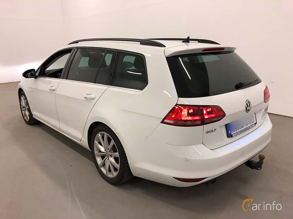 Volkswagen Golf Variant 2.0 TDI BlueMotion  DSG Sequential, 150hp, 2016