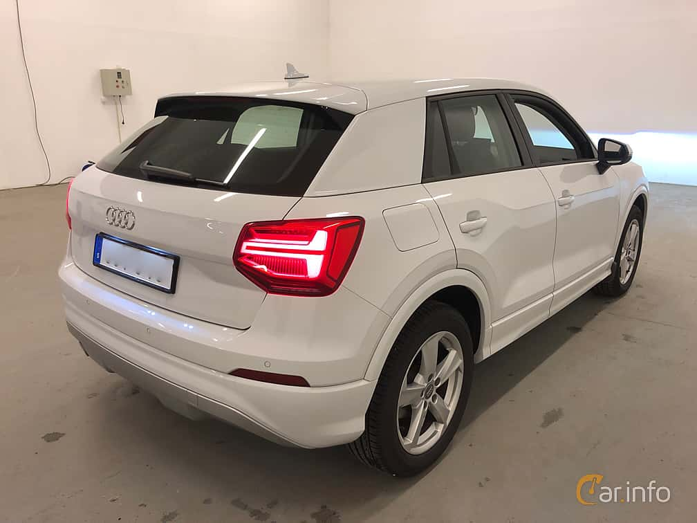 Audi Q2 1.6 TDI Manual, 116hp, 2018