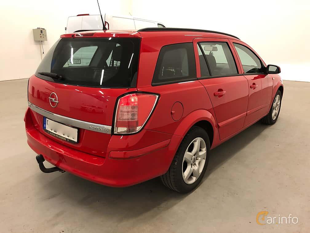 Opel Astra Caravan 1.6 Twinport Manual, 105hp, 2007