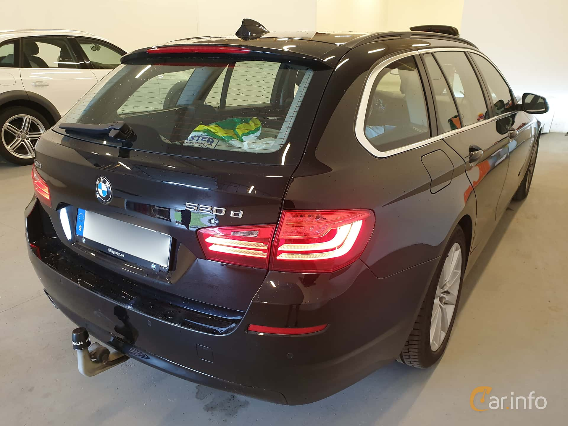 BMW 520d xDrive Touring  Steptronic, 190hp, 2017