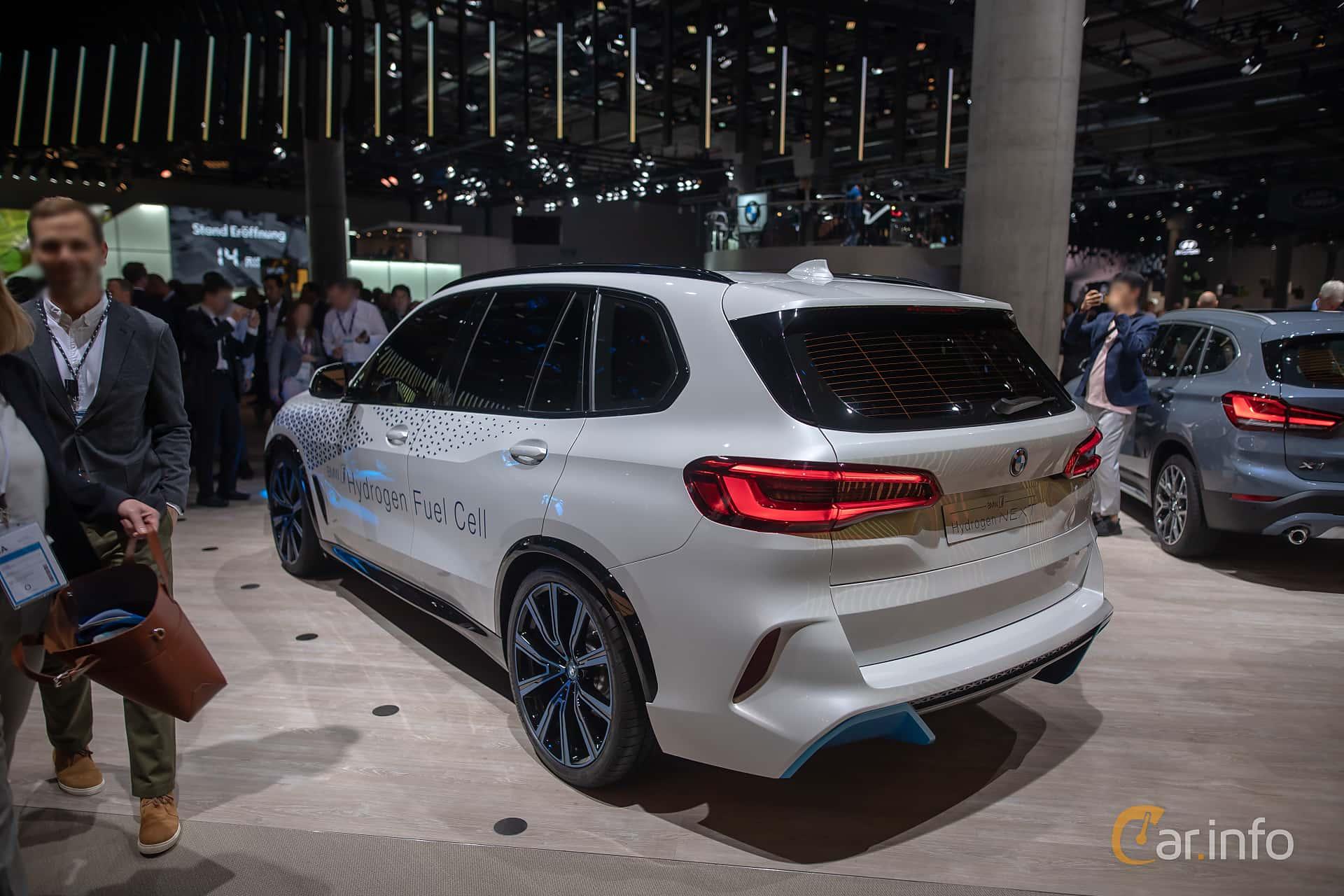 BMW i Hydrogen NEXT Concept Concept, 2019 at IAA 2019