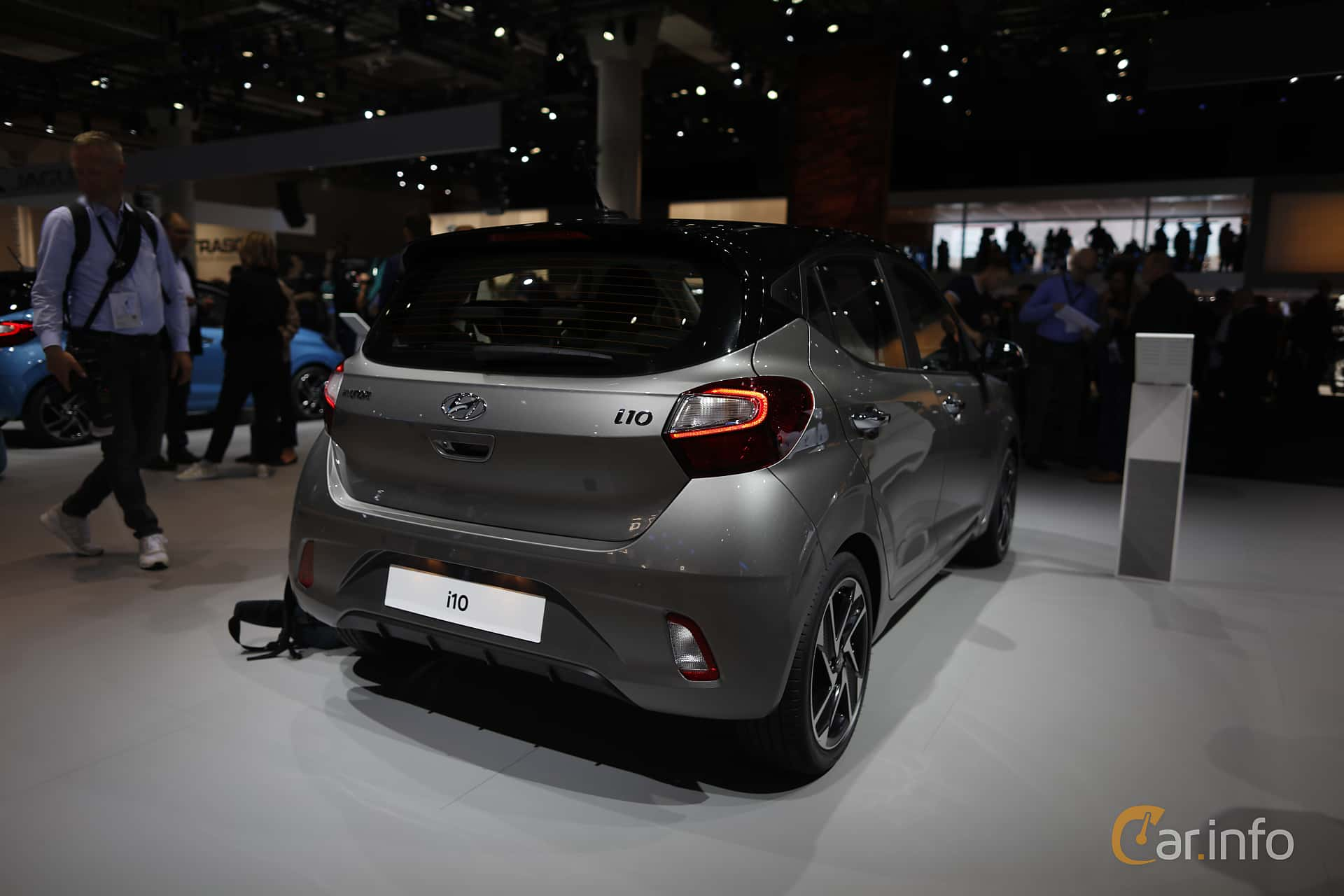 Hyundai i10 1.2 AMT, 84hp, 2020 at IAA 2019