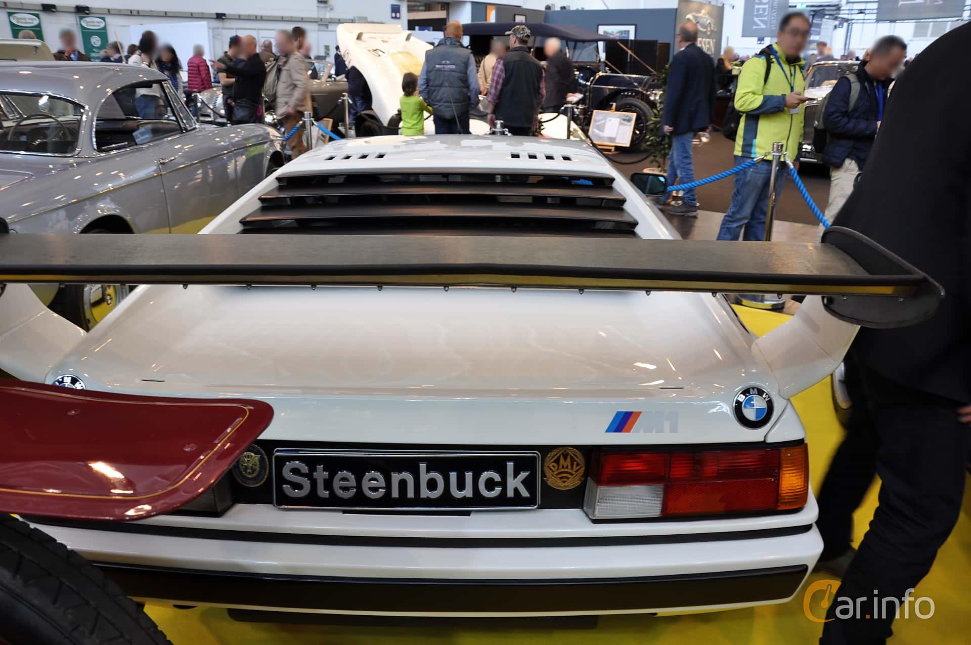 BMW M1 Procar  Manual, 477hp, 1979 at Techno Classica Essen 2019