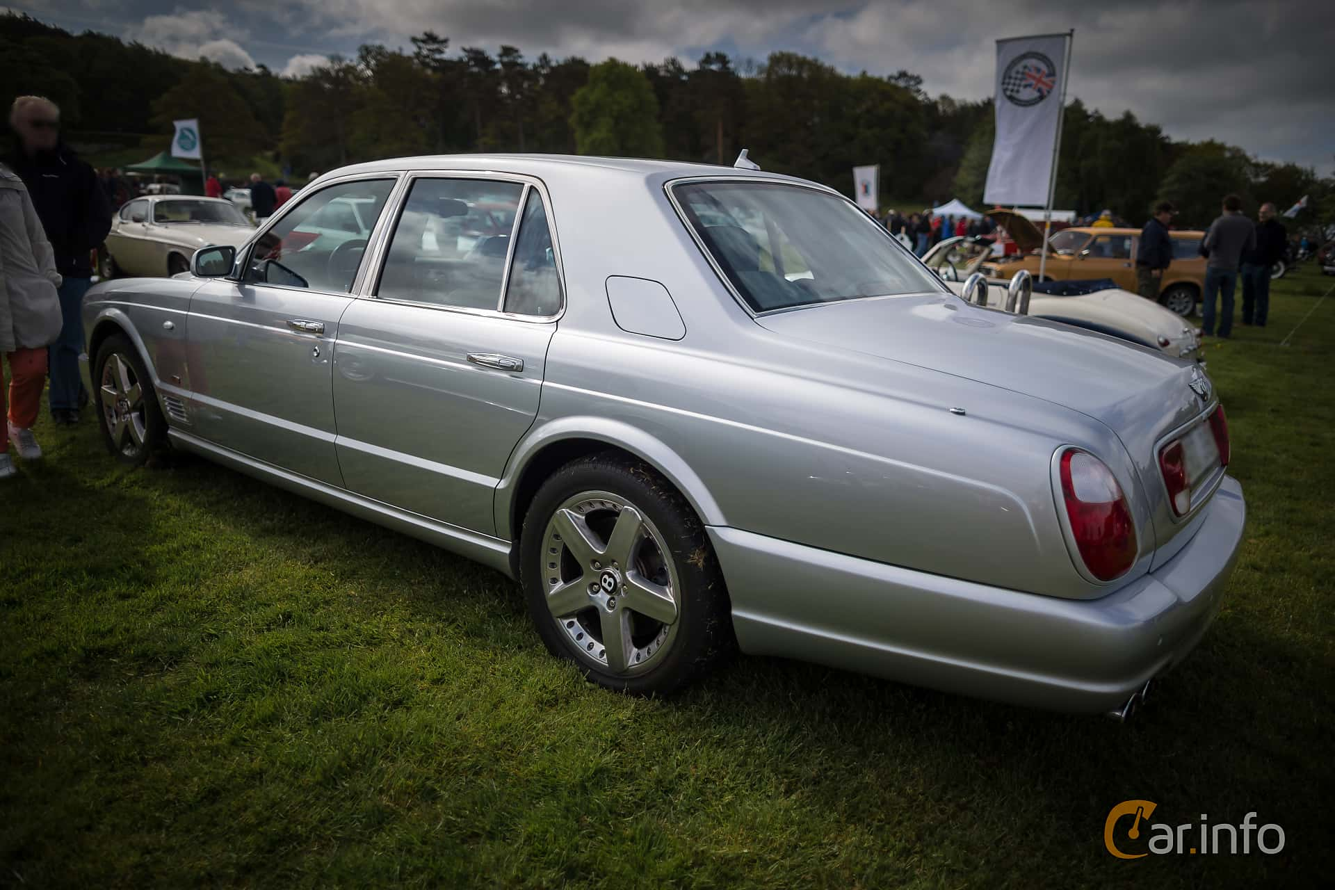 Bentley Arnage Series 2
