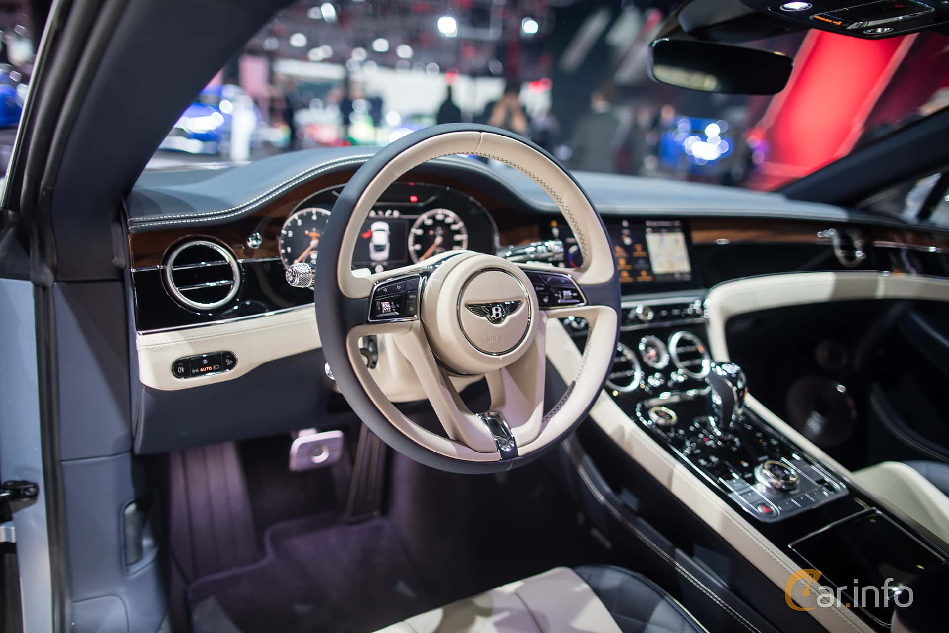 Bentley Continental Gt 6 0 W12 Tsi Dct 635hp 2018 At Iaa