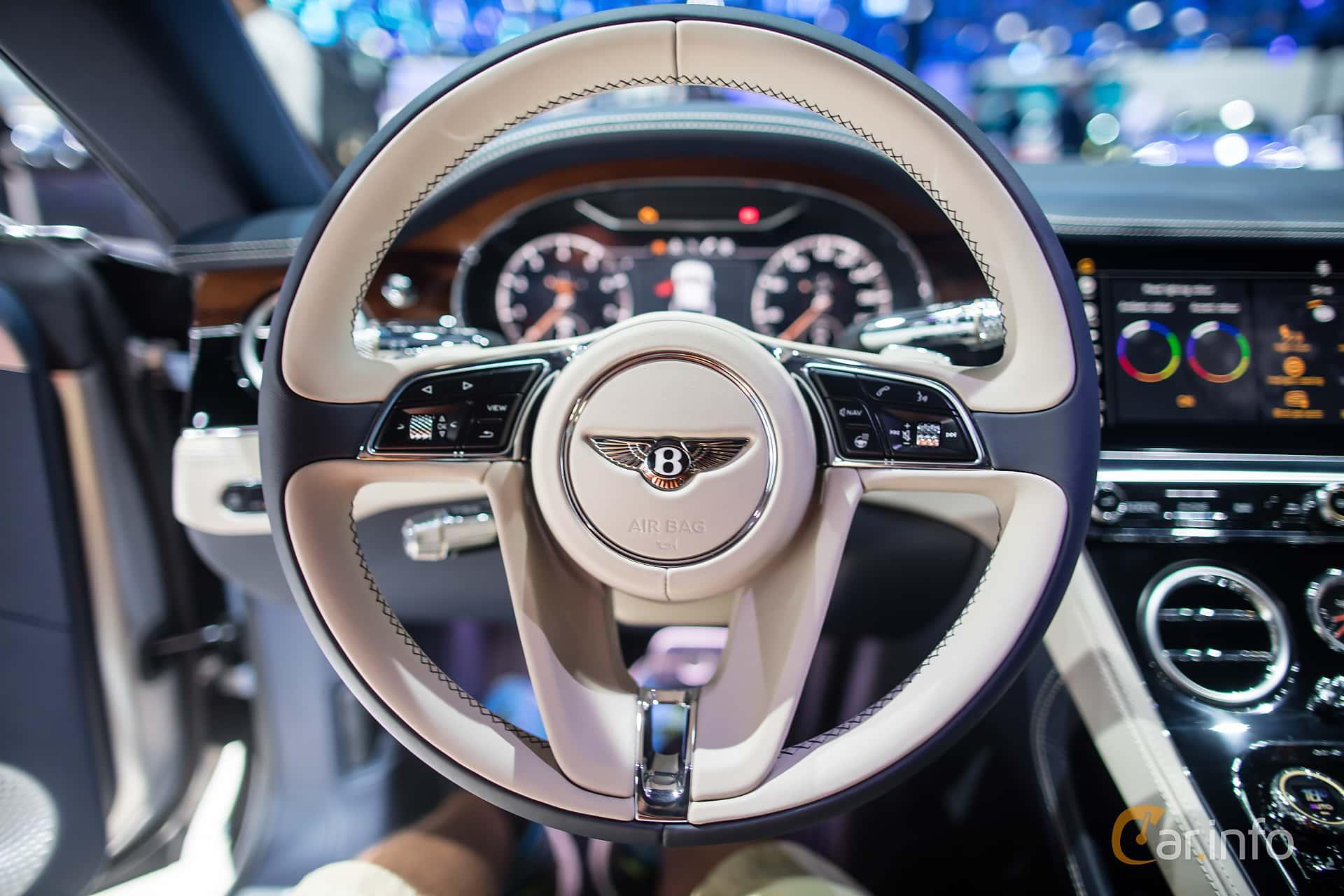 Bentley Continental Gt 6 0 W12 Tsi Dct 635hk 2018 At Iaa 2017