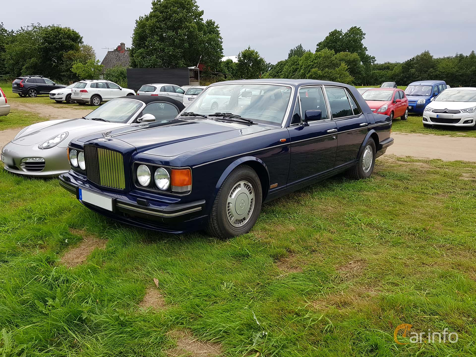 Bentley Turbo R 6.75 V8 Automatic, 313hp, 1990