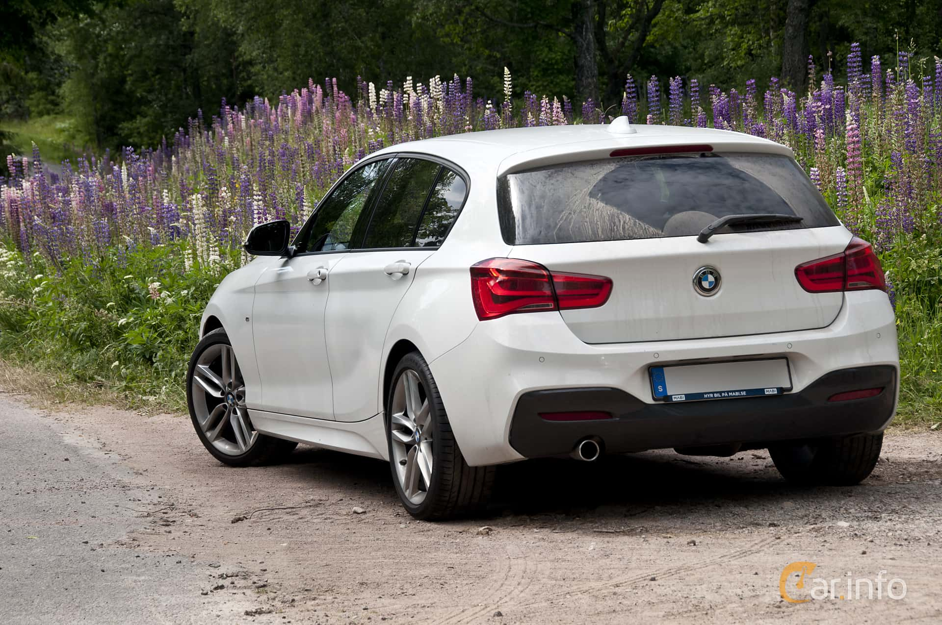Spotted by adsa & 1 images of BMW 118d 5-door 2.0 Steptronic 150hp 2016 by adsa pezcame.com