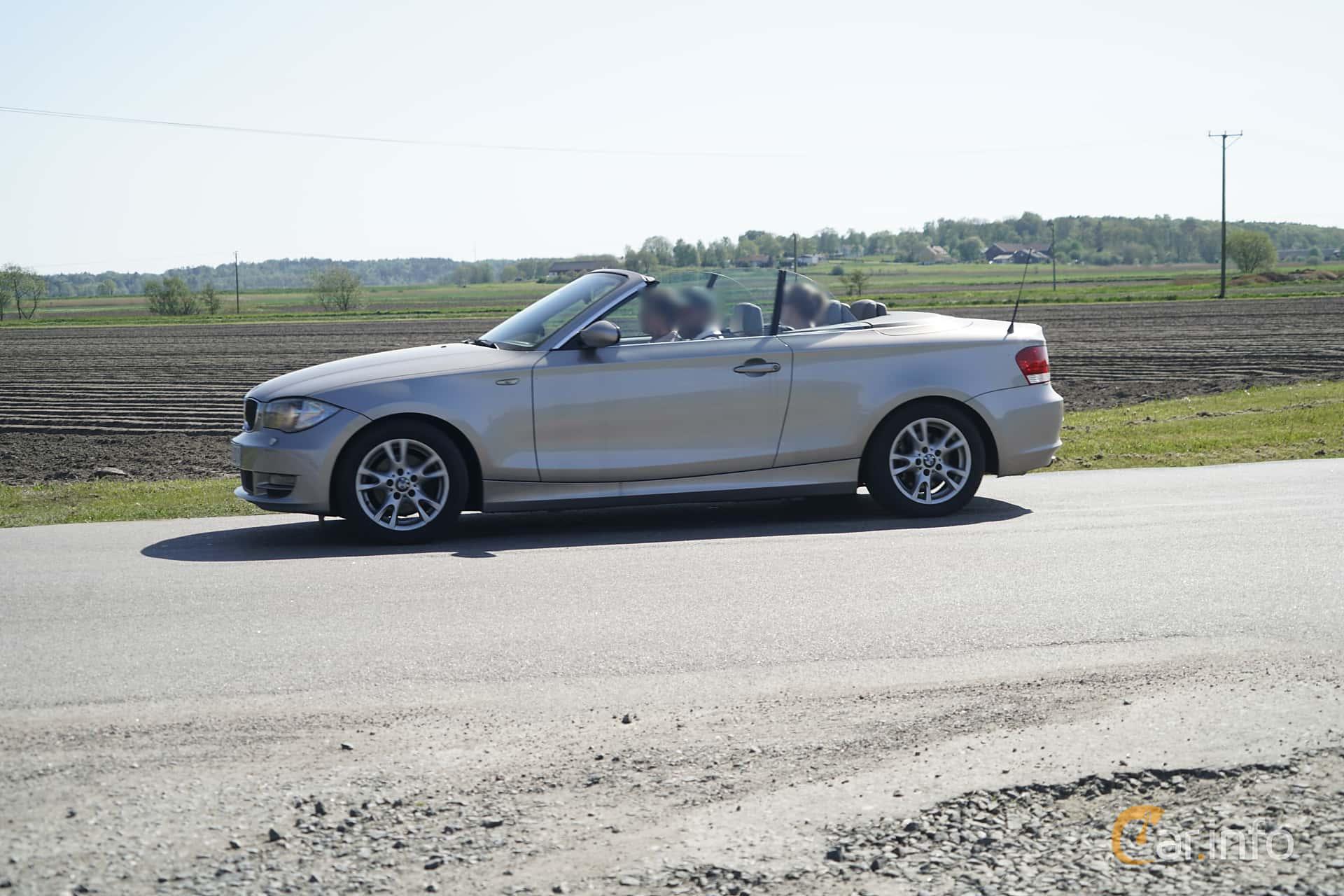 BMW 1 Series Convertible E88