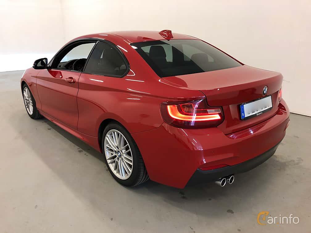 BMW 220d Coupé  Manual, 190hp, 2016