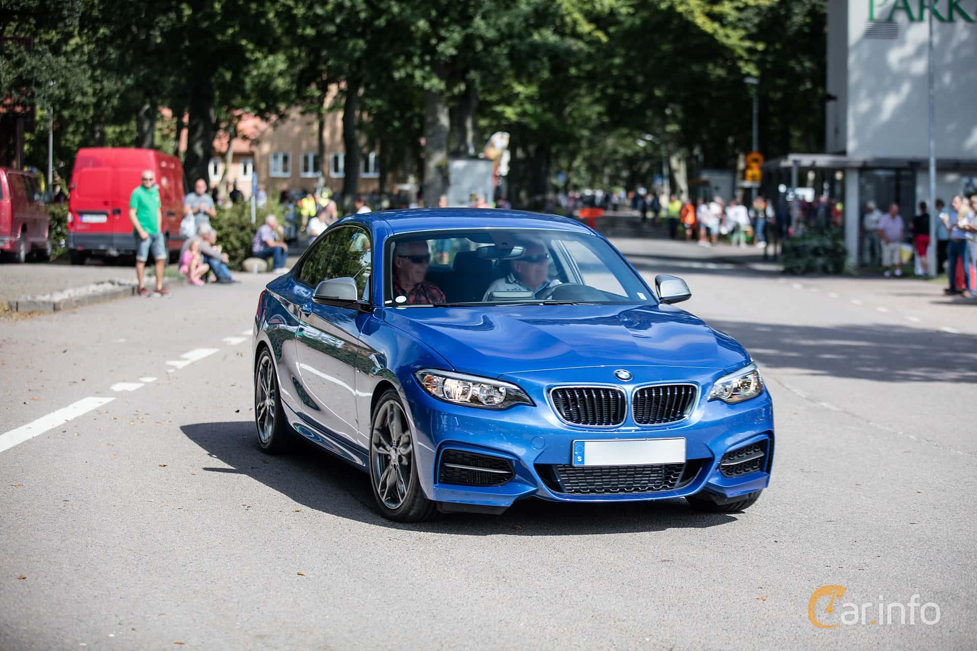 BMW M235i Coupé  Steptronic, 326hp, 2015