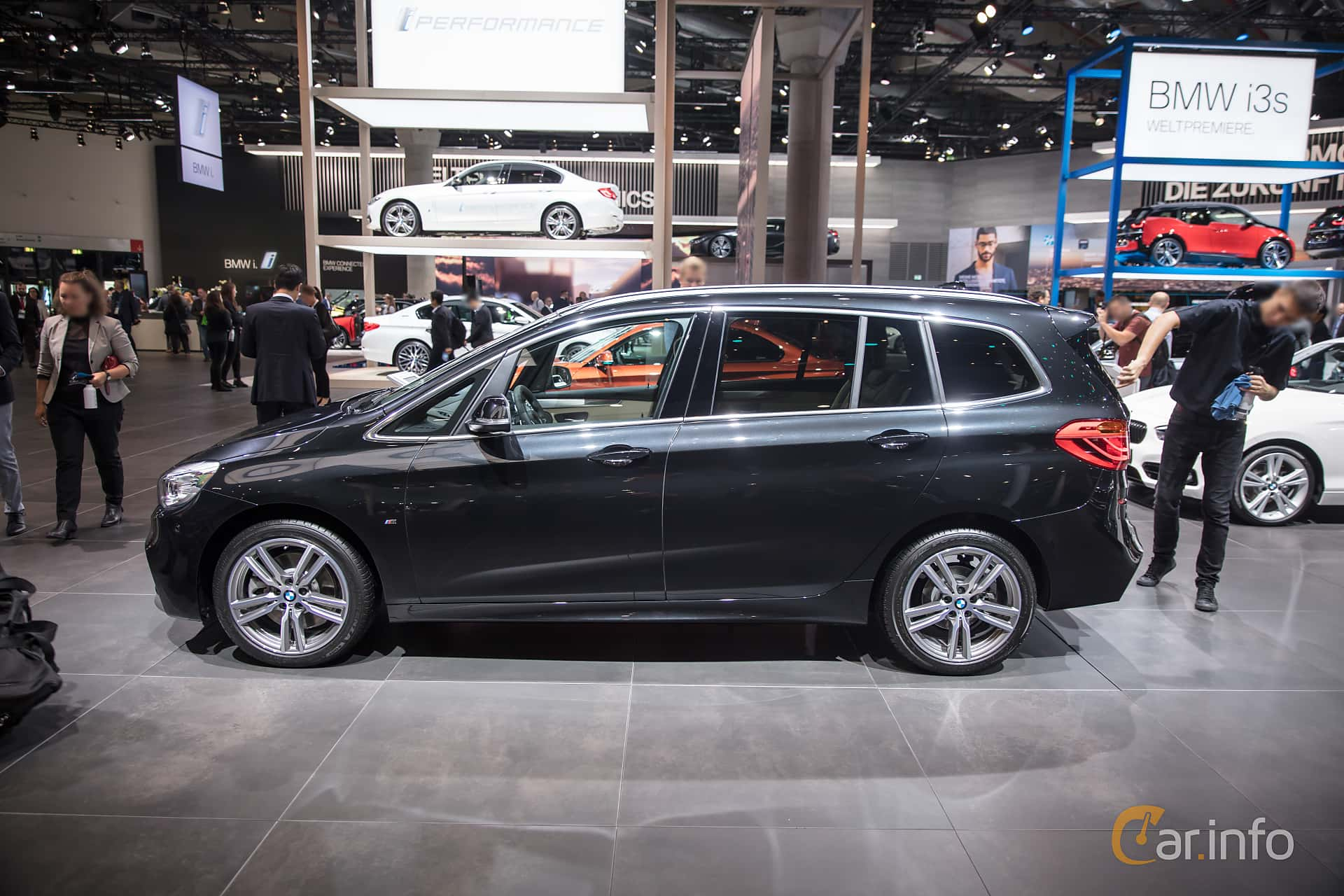 Bmw 2 Series Gran Tourer 2018