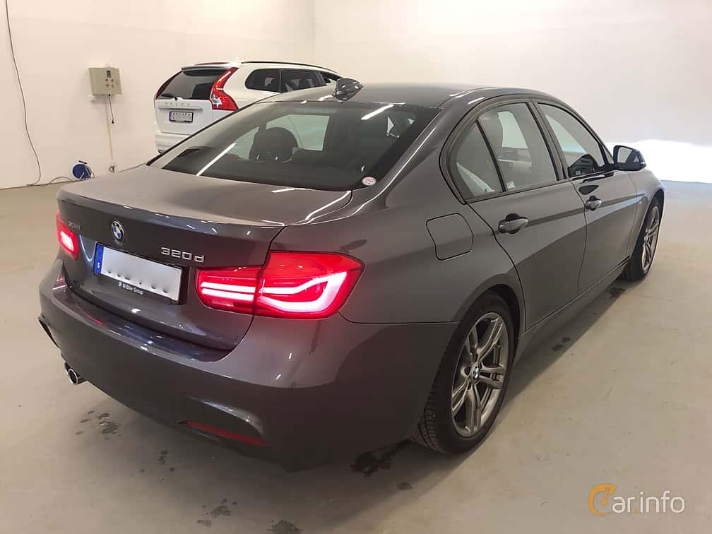 BMW 320d xDrive Sedan  Manual, 190hp, 2018