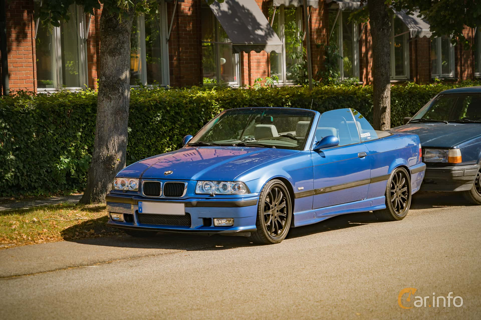 Images Of BMW M Convertible SMG Hp By Marcusliedholm - 1997 bmw m3 convertible