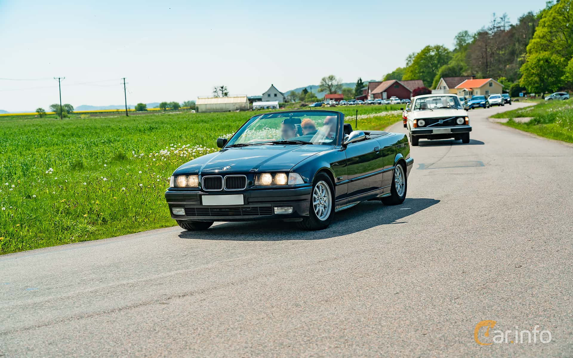 BMW 328I Convertible >> 3 Images Of Bmw 328i Convertible Automatic 193hp 1995 By