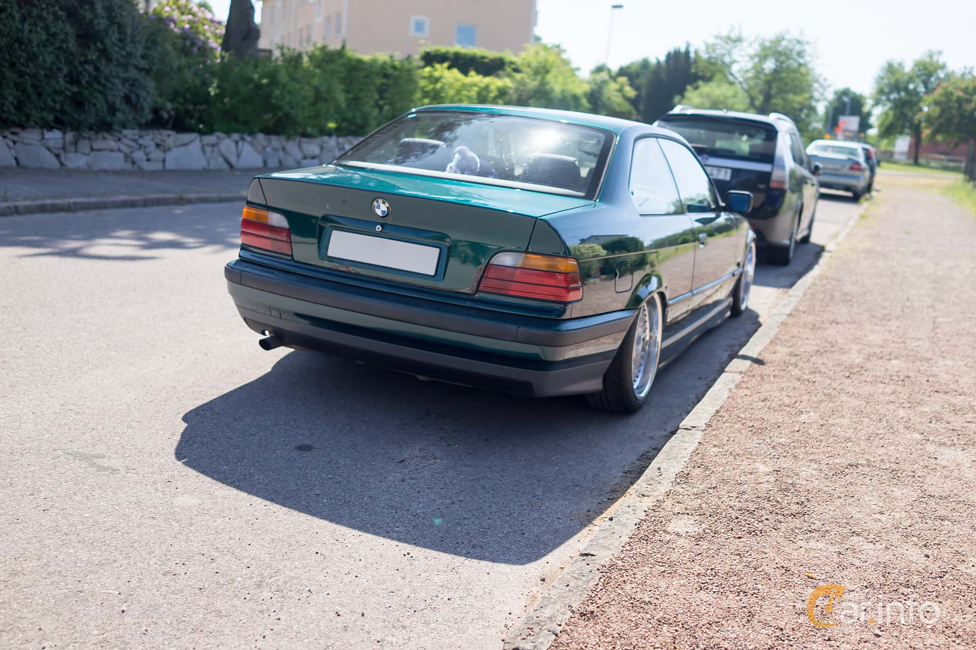 2 images of bmw 318is coup manual 140hp 1994 by jarbo rh car info 1994 BMW  318I White 1994 BMW 318I Manual
