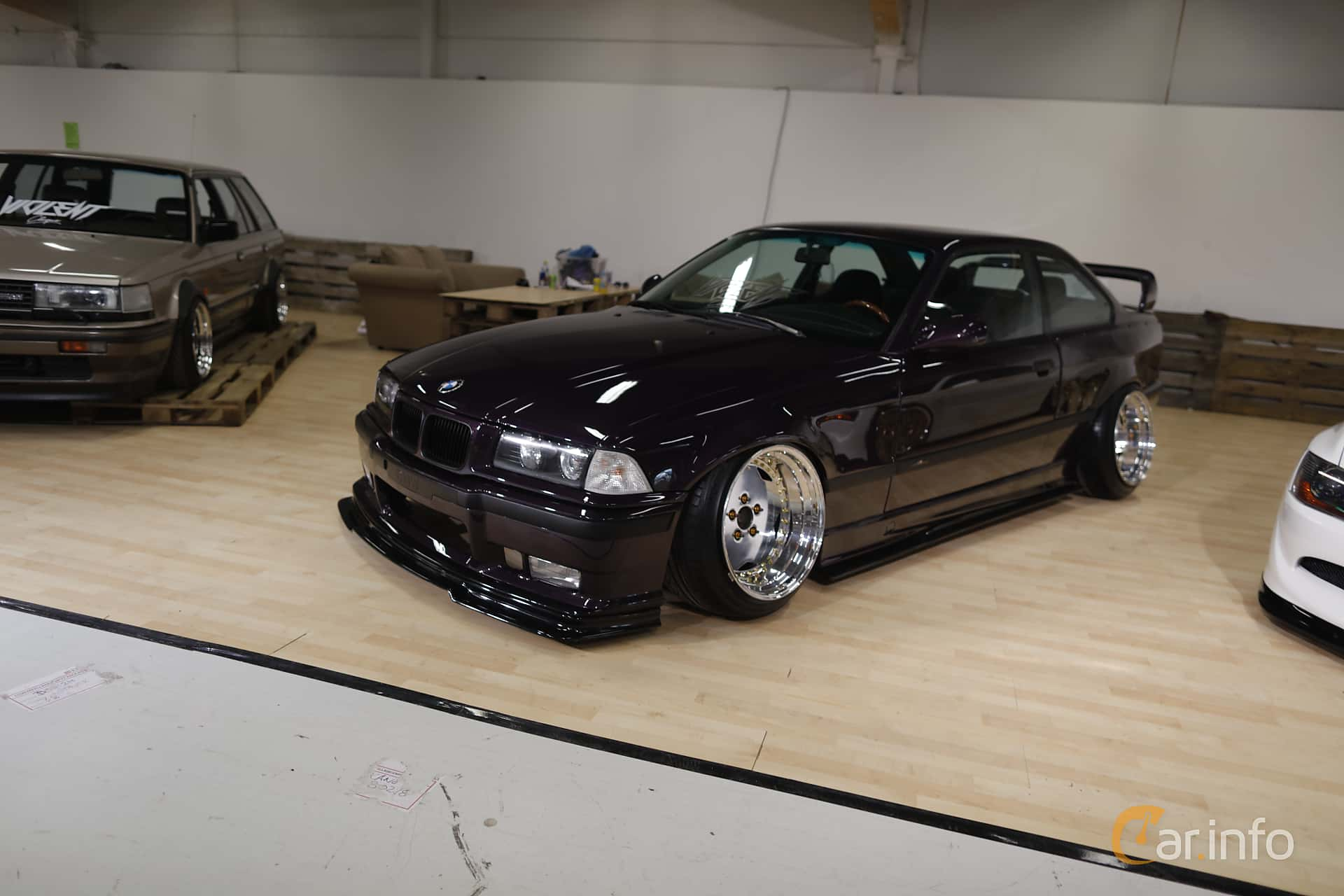 4 Images Of Bmw 325i Coupé 192hp 1993 By Jonasbonde