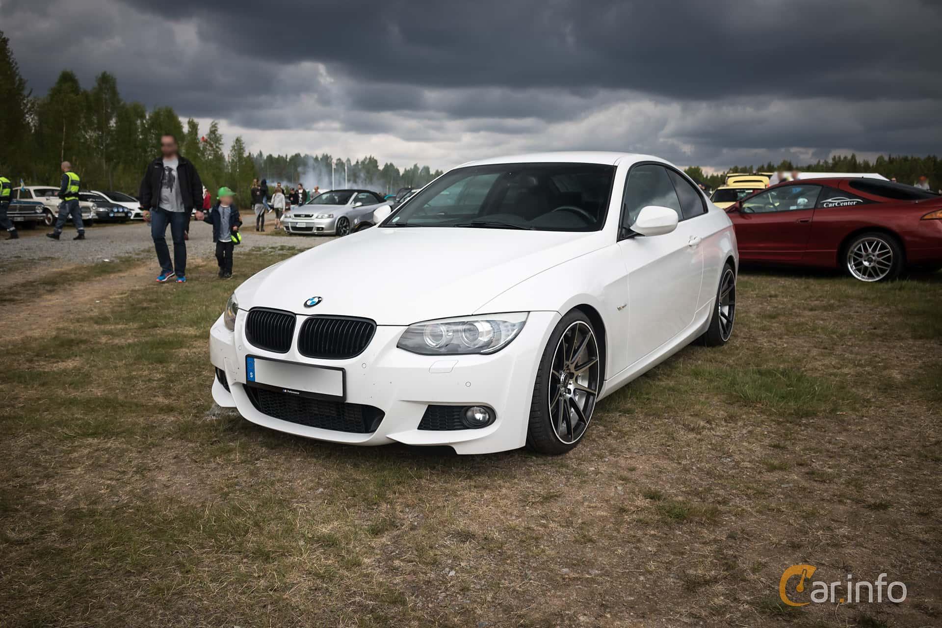BMW 3 Series Coupé E92 LCI