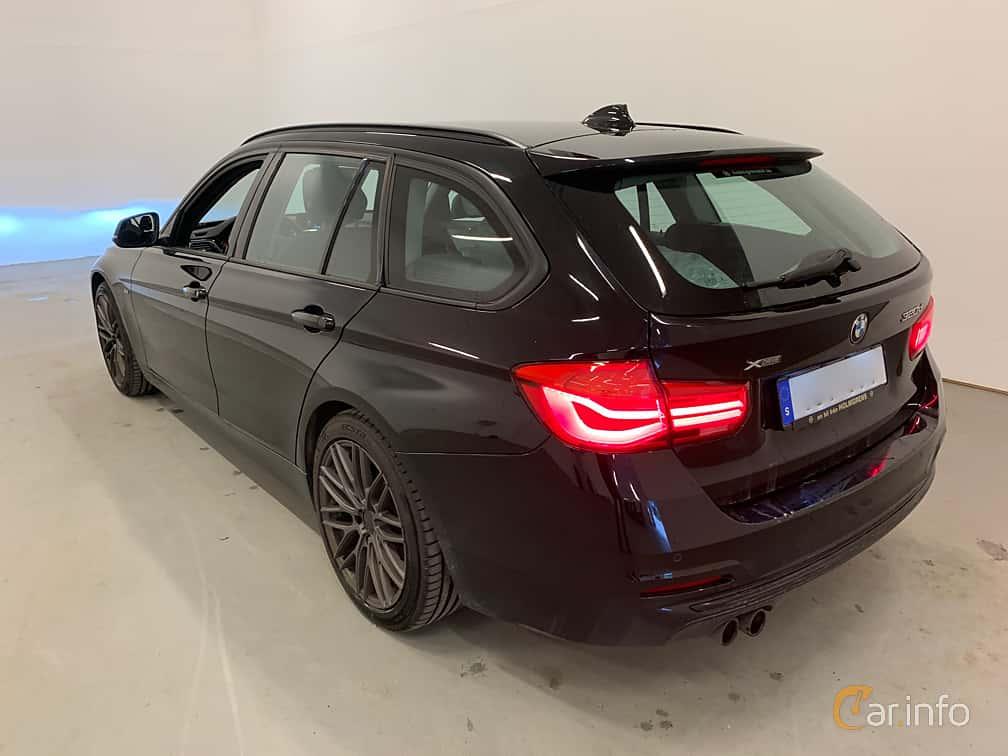 BMW 320d xDrive Touring  Steptronic, 190hp, 2016