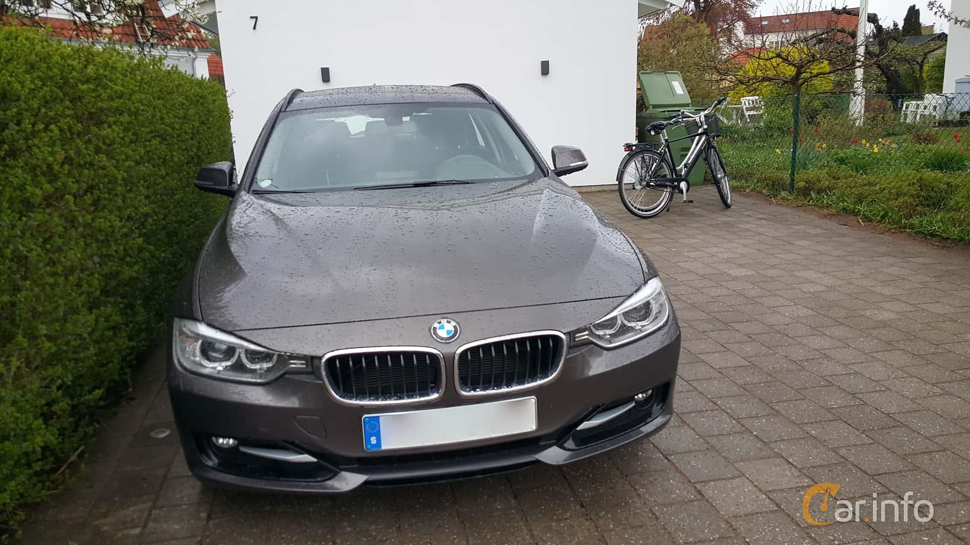 BMW 318d xDrive Touring Manual, 143hp, 2015