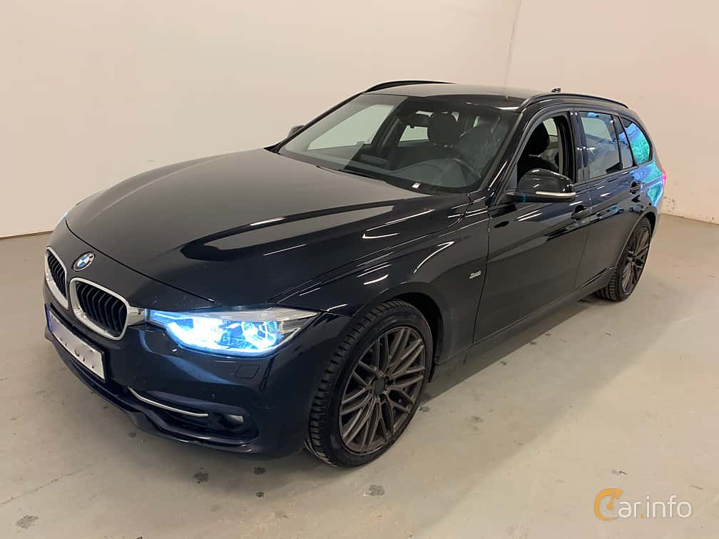 BMW 320d xDrive Touring  Steptronic, 190hp, 2016