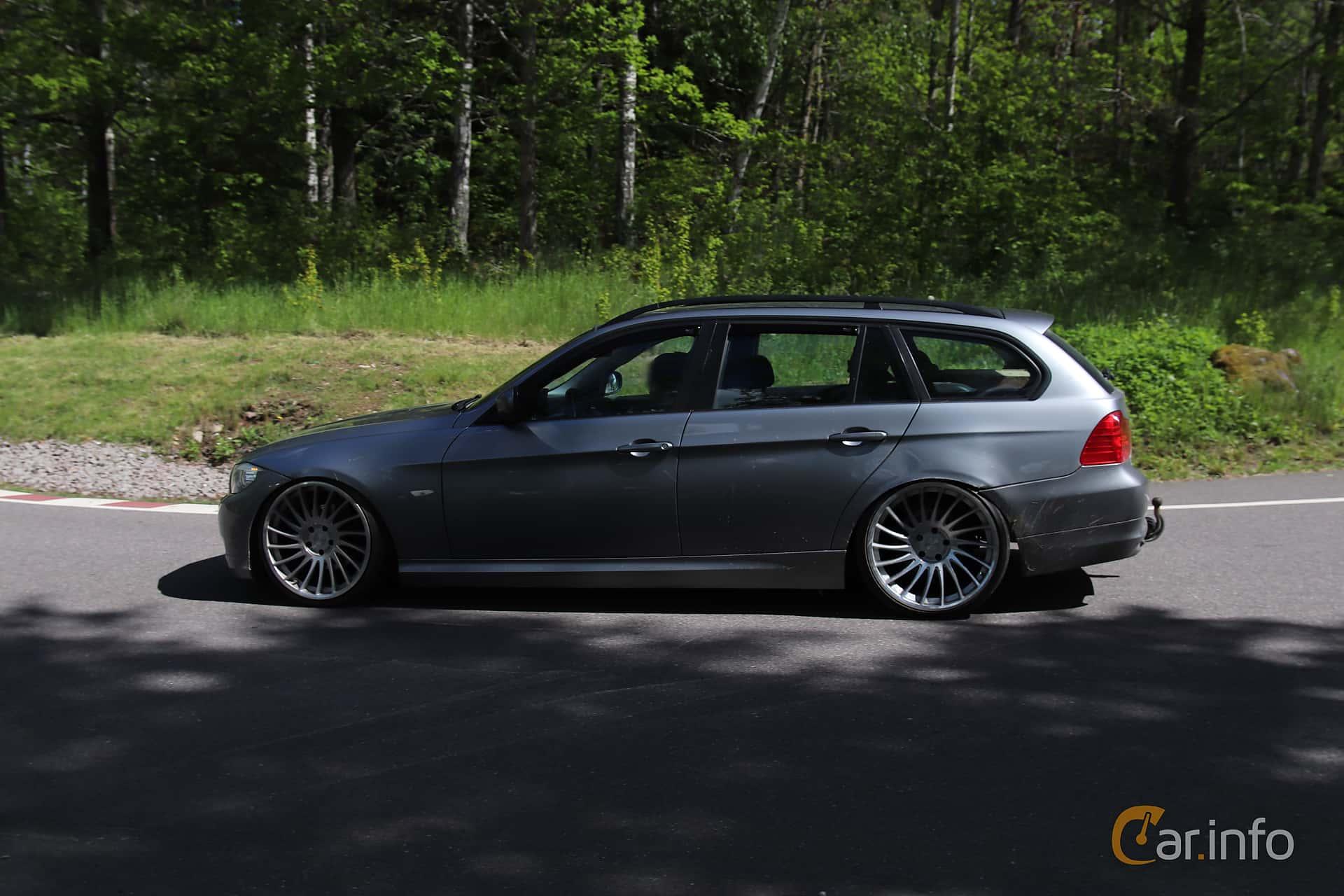 BMW 320d generation E90 LCI, Manual, 6-speed