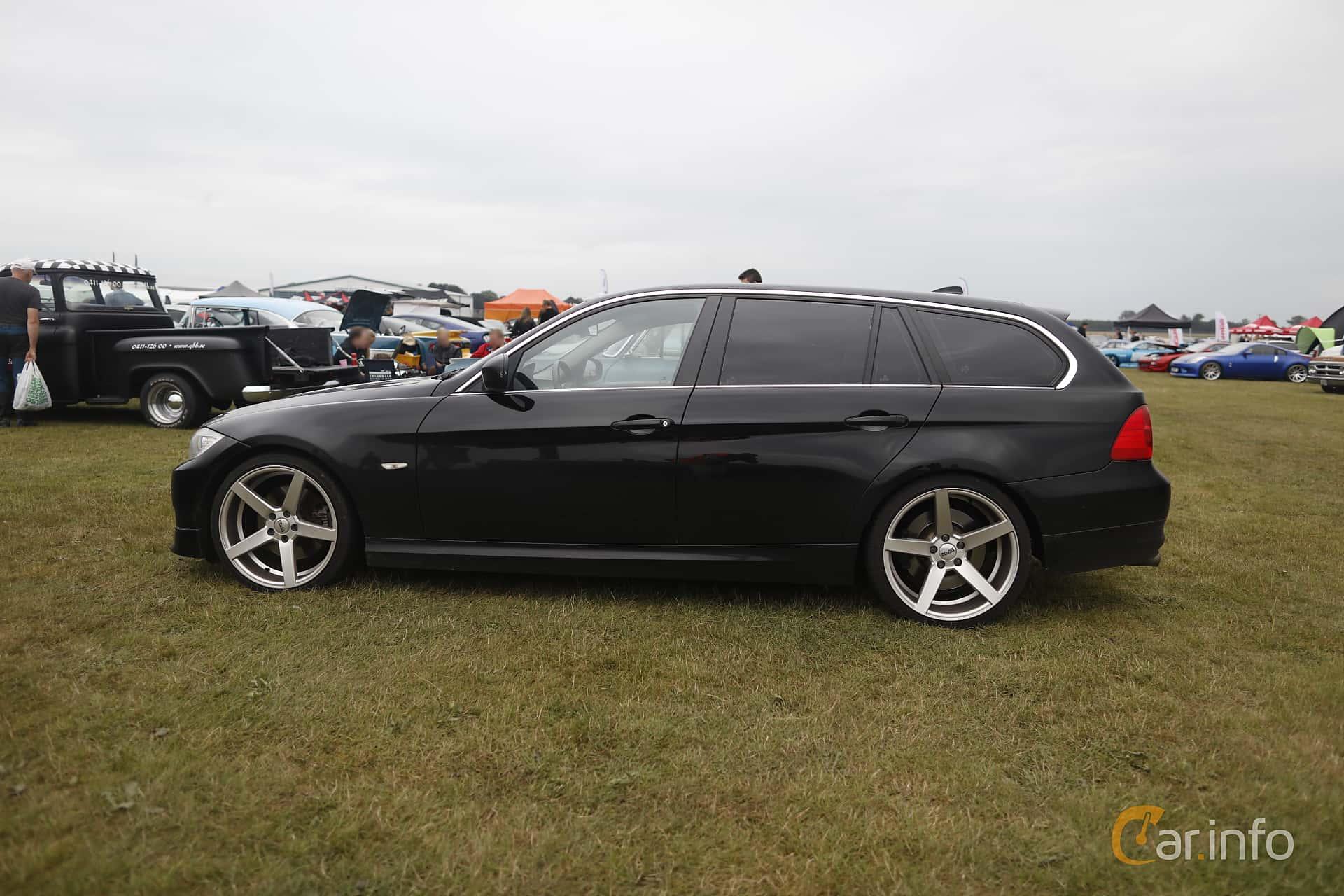 BMW 325d generation E90 LCI, Automatic, 6-speed