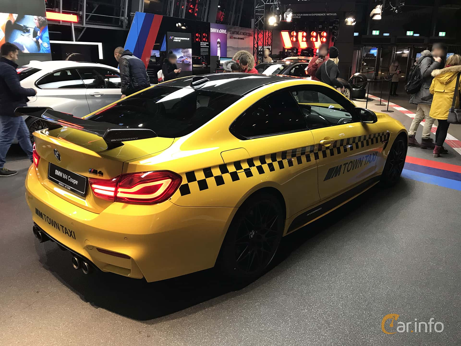 BMW M4 Competition Coupé  Drivelogic, 450hp, 2019